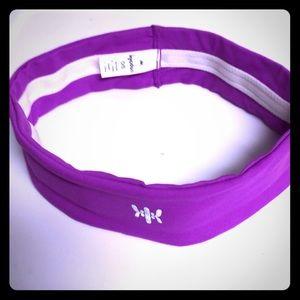 Kyodan Purple Headband